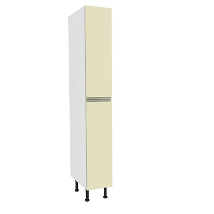Image for Simply Hygena Kensal - Cream - 300mm Larder Unit from StoreName
