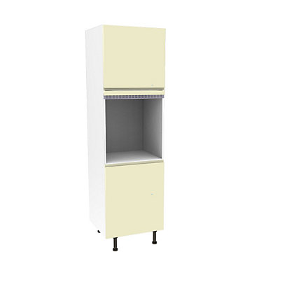 Image for Simply Hygena Kensal Cream Single Oven Housing Unit - 600mm from StoreName
