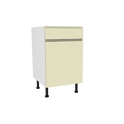 Image for Simply Hygena Kensal Cream Drawer Line Base Unit - 500mm (Standard) from StoreName