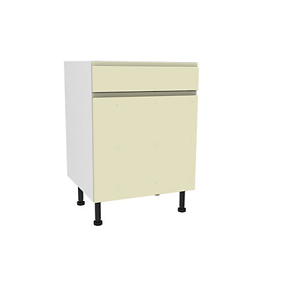 Image for Simply Hygena Kensal Cream Drawer Line Base Unit - 600mm (Standard) from StoreName