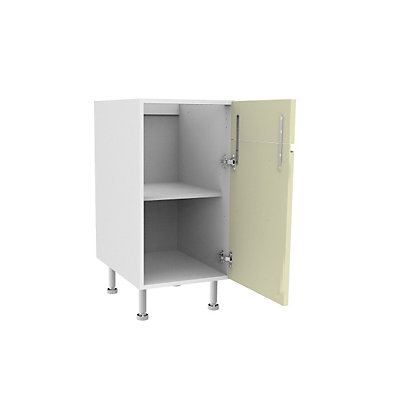Image for Simply Hygena Kensal Cream Dummy Drawer Line Base Unit - 400mm from StoreName
