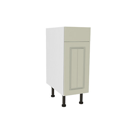 Image for Simply Hygena Chesham - Cream - 300mm Standard Drawer Line Base Unit from StoreName