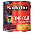 Sadolin Advanced One Coat Woodstain - Mahogany - 2.5L