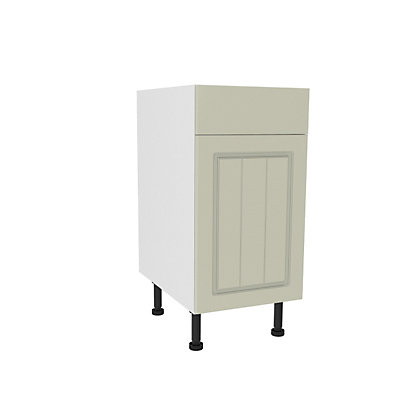 Image for Simply Hygena Chesham Cream Drawer Line Base Unit - 400mm (Premium) from StoreName