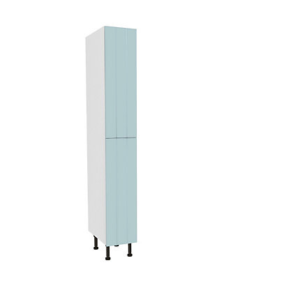 Image for Simply Hygena Turnham - Blue - 300mm Larder Unit With Pull Out from StoreName