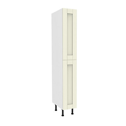 Image for Simply Hygena Southfield - Ivory - 300mm Larder with Pull Out from StoreName