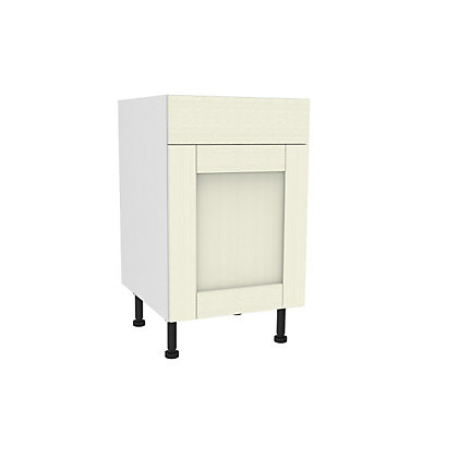 Image for Simply Hygena Southfield Ivory Drawer Line Base Unit - 500mm (Premium) from StoreName