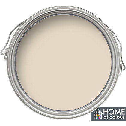 Image for Home of Colour Kitchen and Bathroom Almond - Soft Sheen Emulsion Paint - 75ml Tester from StoreName