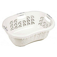 Curver Laundry Basket - Cream
