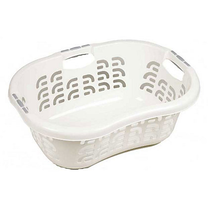Image for Curver Laundry Basket - Cream from StoreName