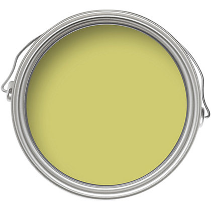 Image for Home of Colour Fresh Lime - Silk Emulsion Paint - 2.5L from StoreName