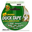 Duck Tape Original 50mm x 25m - White
