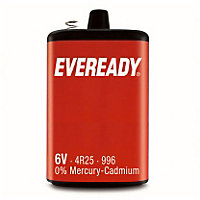 Energizer Eveready PJ996 6V Lantern Battery