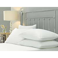 White Flat Sheet - King Size