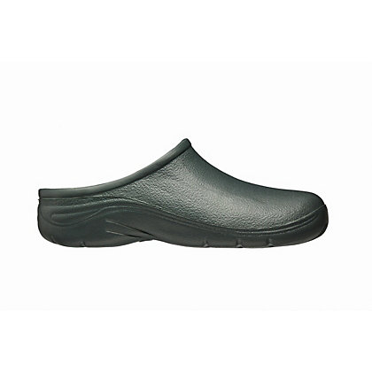 Image for Briers Traditional Green Clogs - Size 6 from StoreName