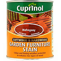 Cuprinol Hardwood Garden Furniture Protector - Mahogany - 750ml