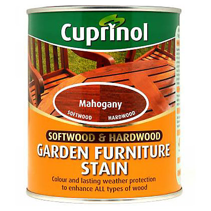 Image for Cuprinol Hardwood Garden Furniture Protector - Mahogany - 750ml from StoreName