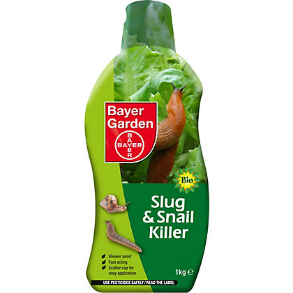 Image for Bayer Slug and Snail Killer - 1kg from StoreName