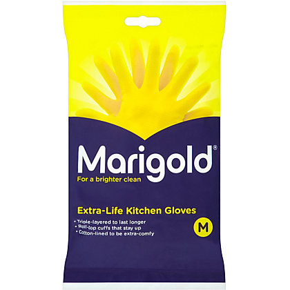 Image for Marigold Extra Life Kitchen Gloves - Medium from StoreName