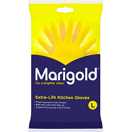 Image for Marigold Extra Life Kitchen Gloves - Large from StoreName