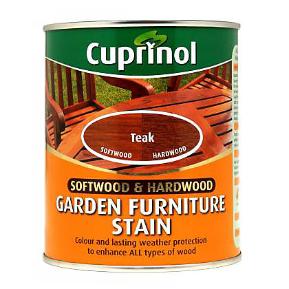 Image for Cuprinol Hardwood Garden Furniture Protector - Teak - 750ml from StoreName