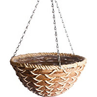 Banana Braid Hanging Basket - 35Cm