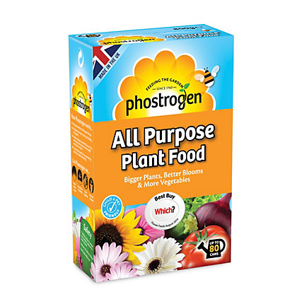 Image for Phostrogen All Purpose Soluble Plant Feed - 800g from StoreName