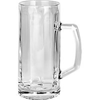 Home of Style Handled Beer Glass