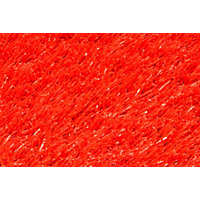 Nomow Rainbow Artificial Grass - Red - 2m Width Roll