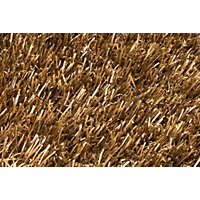 Nomow Rainbow Artificial Grass - Brown - 2m Width Roll