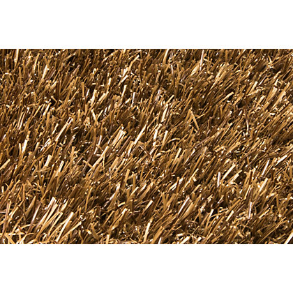 Image for Nomow Rainbow Artificial Grass - Brown - 2m Width Roll from StoreName