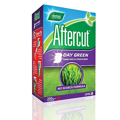 Image for Aftercut 3 Day Green Lawn Feed - 200m2 from StoreName