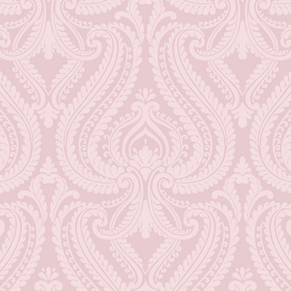 Image for Fine Decor Arabella Wallpaper - Pink from StoreName