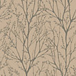Fine Decor Delamere Copper Grey Wallpaper
