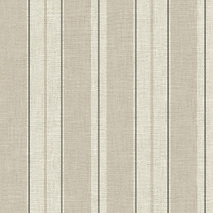 Image for Gran Deco Atelier Stripe Wallpaper - Neutral from StoreName