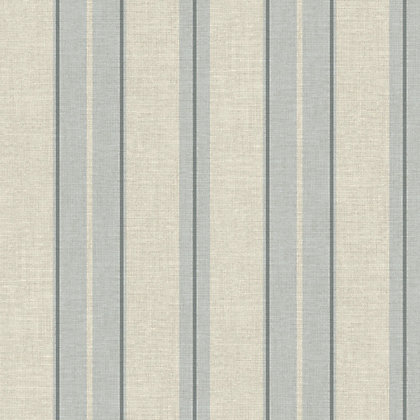 Image for Gran Deco Atelier Stripe Duck Egg Wallpaper from StoreName
