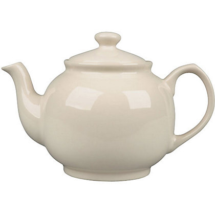 Image for Teapot - White from StoreName