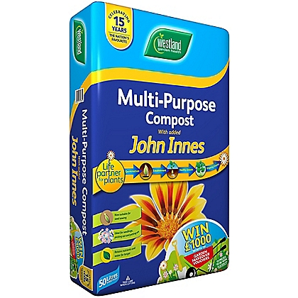 Image for Westland Multi Purpose Compost With John Innes - 50L from StoreName