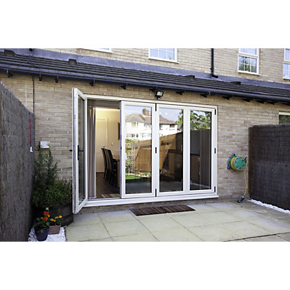 Image for Model 10 PVCu Bi-Fold Left Hand Hung - 2990mm Wide 2090mm High from StoreName