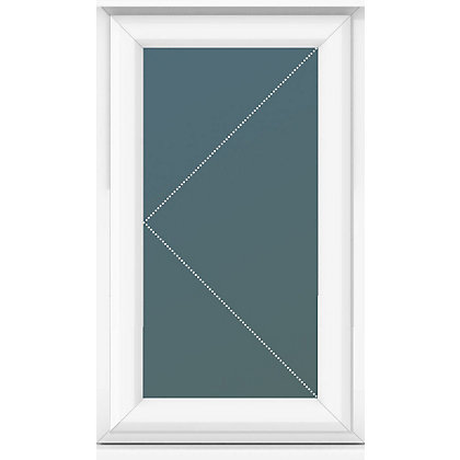 Image for Side Hung Casement Clear Glass Left Hand Hung  - (W)610 x (H)1040mm from StoreName