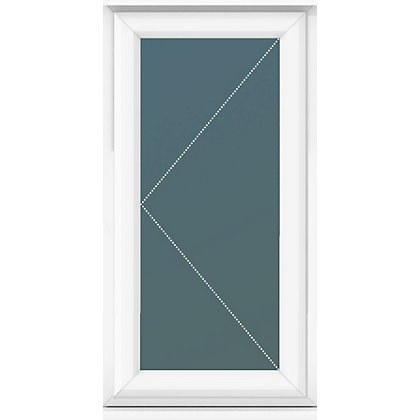 Image for Side Hung Casement Clear Glass Left Hand Hung  - (W)610 x (H)1190mm from StoreName