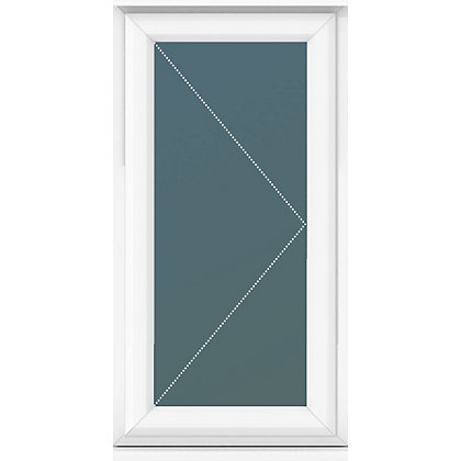 Image for Side Hung Casement Clear Glass Right Hand Hung  - (W)610 x (H)1190mm from StoreName
