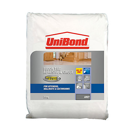 Floor Tile Unibond Floor Tile Adhesive And Grout