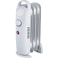 Homebase Mini Oil Radiator - 450W