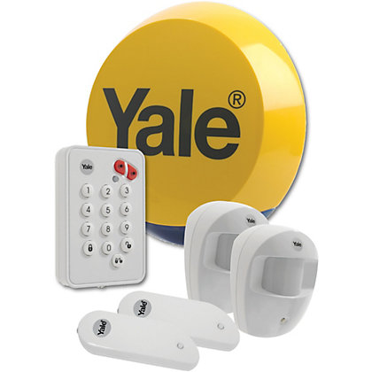 Image for Yale Standard Alarm Kit from StoreName