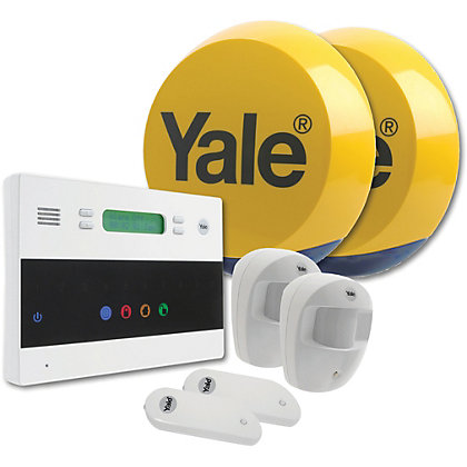 Image for Yale Telecommunicating Alarm Kit from StoreName