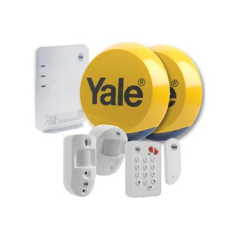 Yale Siren Alarm Homebase Co Uk