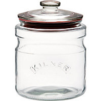 Kilner Push Top Jar - 2L
