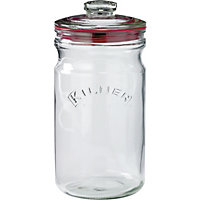 Kilner Push Top Jar - 1.5L