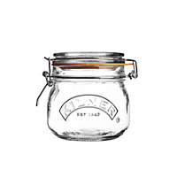Kilner Clip Top Storage Jar - 0.5L